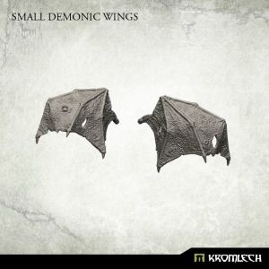 Small Demonic Wings (3)