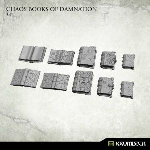 Chaos Books of Damnation (10)