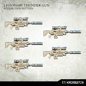 Legionary Thunder Gun: Retribution Pattern (5)