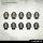 Legionary Heads: Hooded (10)