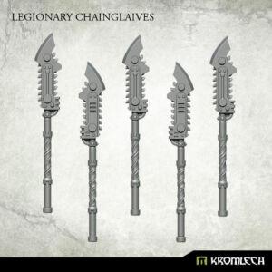Legionary Chainglaives (5)