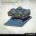 Legionary APC turret: Magma Cannon with Searchlight (1)