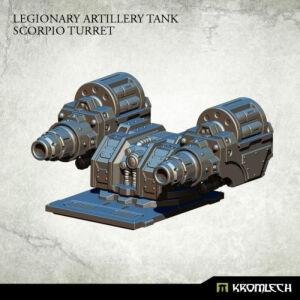 Legionary Artillery Tank: Scorpio Turret (1)