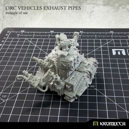 Orc Vehicles Exhaust Pipes (10)