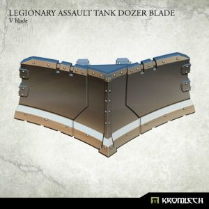 Legionary Assault Tank Dozer Blade: V blade (1)
