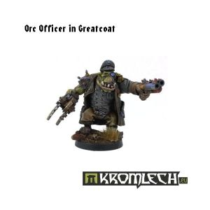 Orc Officer in Greatcoat (1)