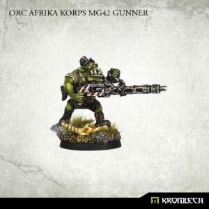 Orc Afrika Korps MG42 Gunner (1)