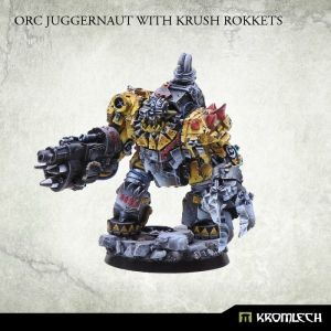 Orc Juggernaut with Krush Rokkets (1)