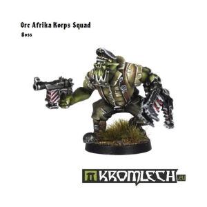Orc Afrika Korps Squad Leader (1)