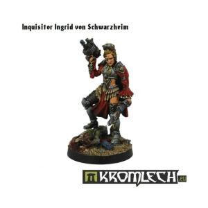 Inquisitor Ingrid von Schwarzheim (1)
