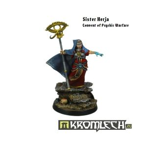 Sister Herja - Convent of Psychic Warfare (1)