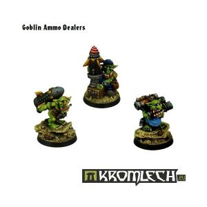 Goblin Ammo Dealers (3)