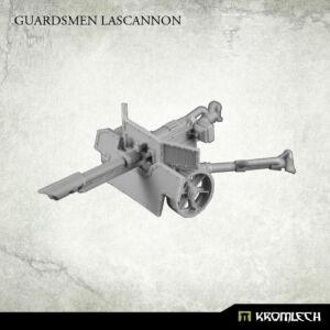 Guardsmen Lascannon (1)