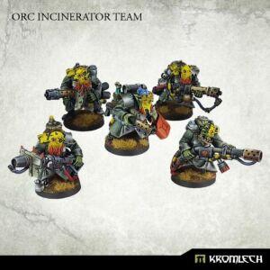 Orc Incinerator Team (5)