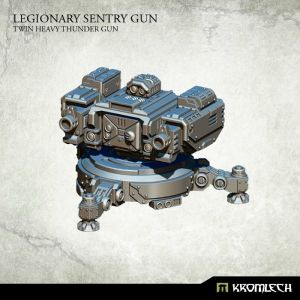 Legionary Sentry Gun: Twin Heavy Thunder Gun (1)