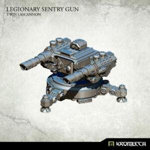 Legionary Sentry Gun: Twin Lascannon (1)