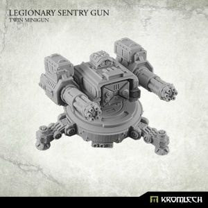 Legionary Sentry Gun: Twin Mini Gun (1)