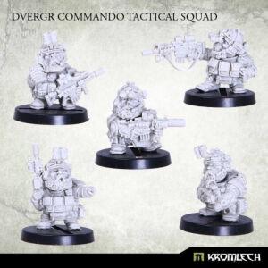 Dvergr Commando Tactical Squad (5)