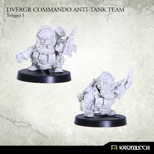 Dvergr Commando Anti-Tank Team (2)