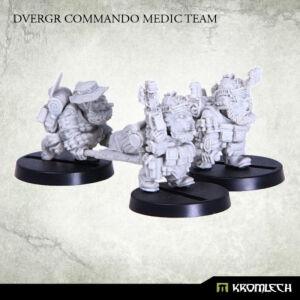 Dvergr Commando Medic Team (4)