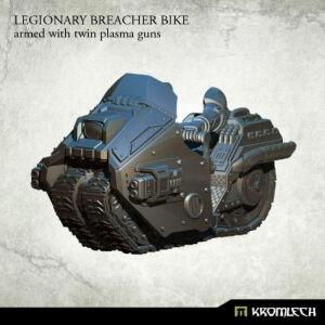 Legionary Breacher Bike (1) armed with twin plasma gun