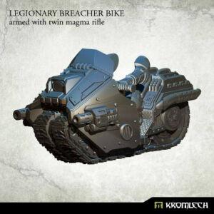 Legionary Breacher Bike (1) armed with twin magma rifle
