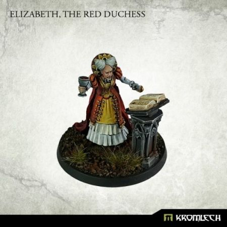 Elizabeth, The Red Duchess (1)