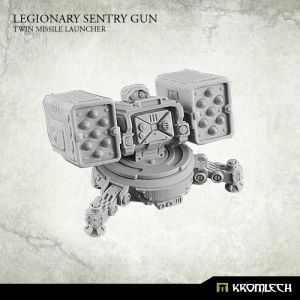 Legionary Sentry Gun: Twin Missile Launcher (1)