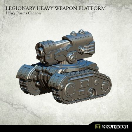 Legionary Heavy Weapon Platform: Heavy Plasma Cannon  (1)