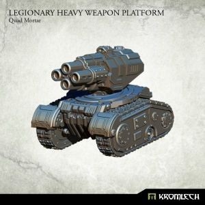 Legionary Heavy Weapon Platform: Quad Mortar (1)