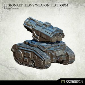 Legionary Heavy Weapon Platform: Storm Cannon (1)