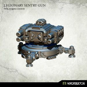 Legionary Sentry Gun: Twin Magma Cannon (1)