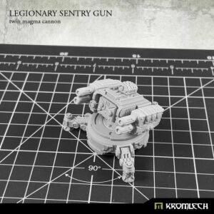 Legionary Sentry Gun: Twin Magma Cannon (1)
