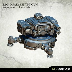 Legionary Sentry Gun: Magma Cannon with Searchlight (1)