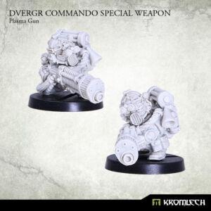 Dvergr Commando Special Weapon : Plasma Gun (1)