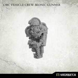 Orc Vehicle Crew: Bionic Gunner (1)