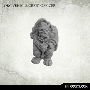 Orc Vehicle Crew: Officer (1)