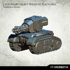 Legionary Heavy Weapon Platform: Annihilation Beamer (1)
