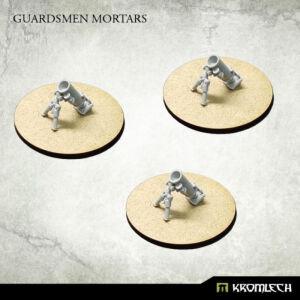Guardsmen Mortars (3)