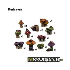 Mushrooms (16)