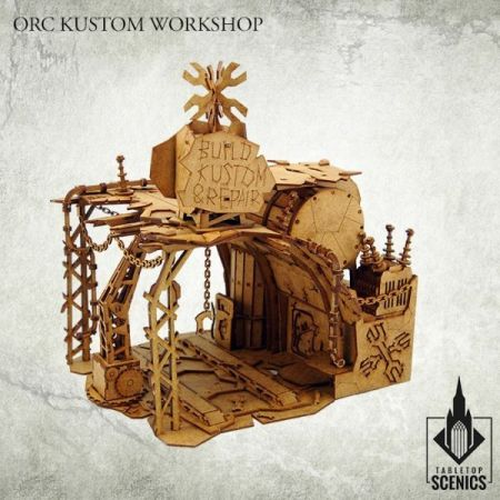 Orc Kustom Workshop