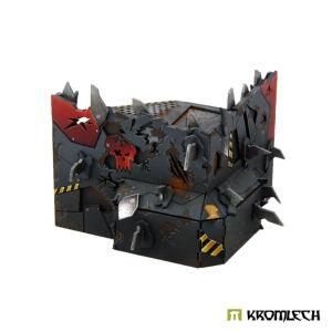 Skargruk Line – Wall 90 degrees