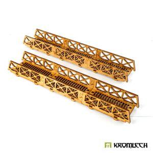 Modular Bridges: Grated