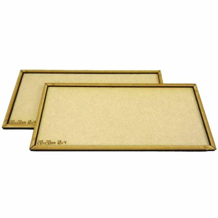 20 x 20mm Movement tray (7x4)