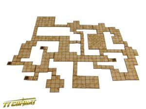 Dungeon Tile Set B