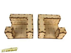 Dungeon Corner Sections