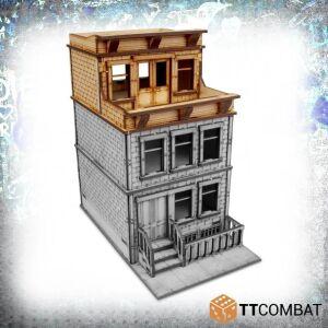 Brownstone Roof Terrace