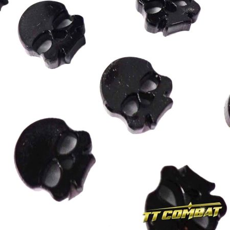 Black Skulls (Translucent)