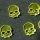 Yellow Skulls (Translucent)