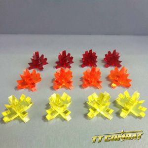 Wound Markers - Blast Markers (12)